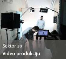 Video department