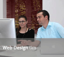 Web Designer department